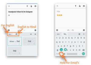 google indic android