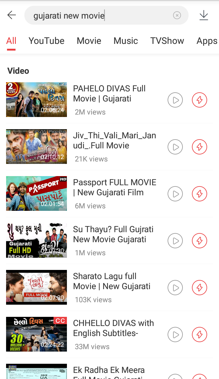 Gujarati movie websites