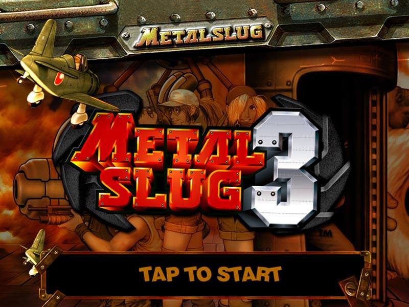 Metal slug 3 Download