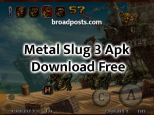 Metal Slug 3 Apk Download Latest Version (FREE)