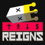 Reigns apk banner