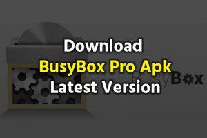 BusyBox Pro Apk Download Latest Version 68