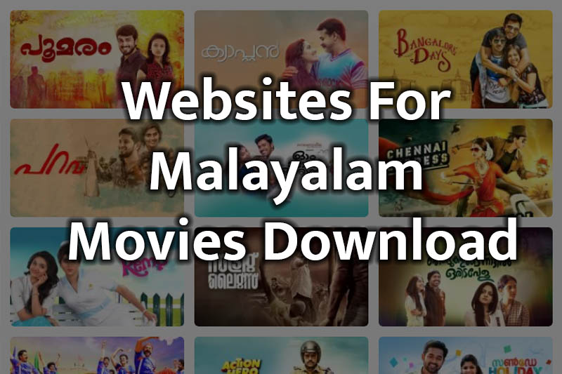 Websites For Malayalam Movies Download