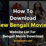 Bengali Movie Download Websites