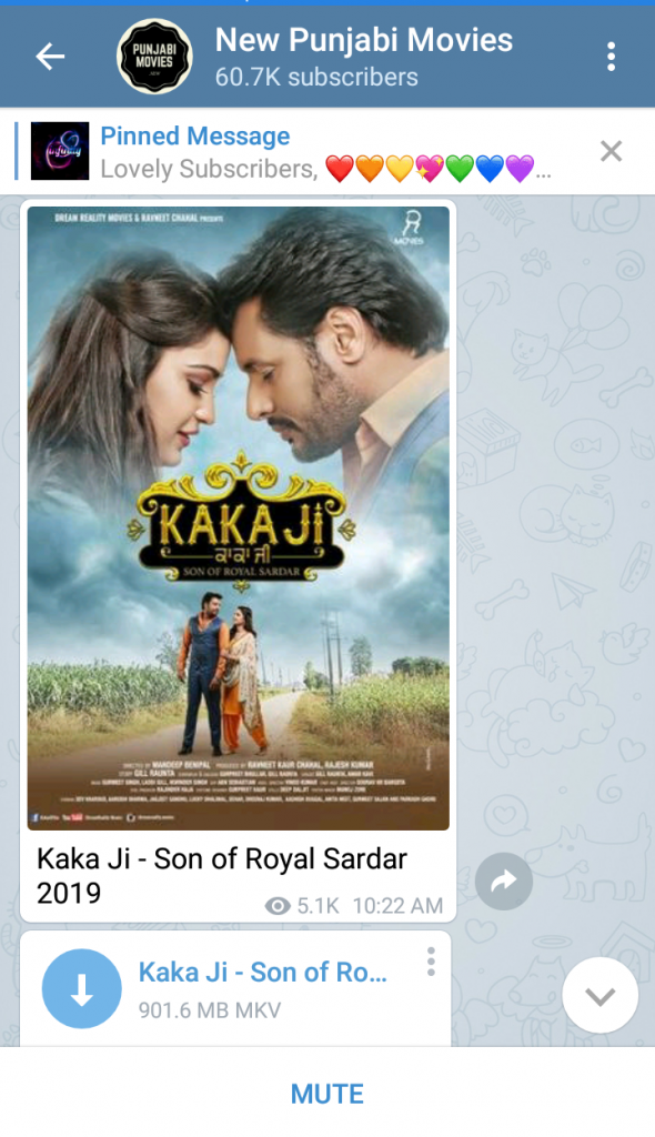 punjabi movies download screenshot