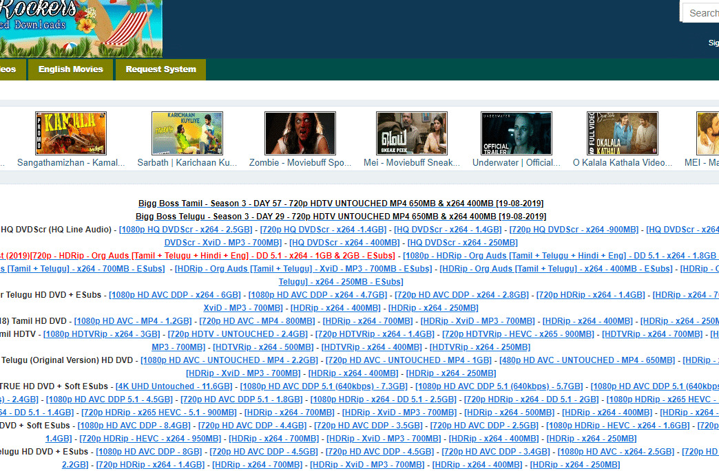 Tamilrockers 2019: Download Latest Tamil, Telugu, Hindi Movies In High Quality