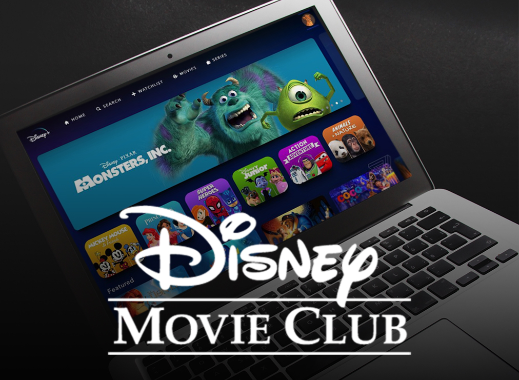 Learn All About the Disney Movie Club