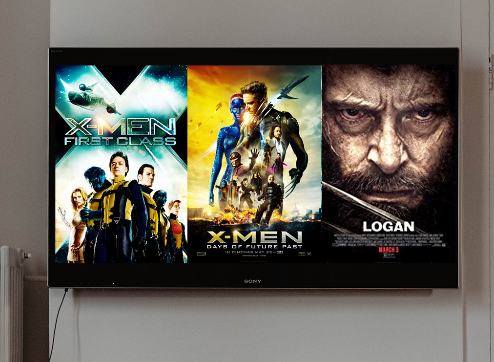 These Are 3 of the Best X-Men Movies