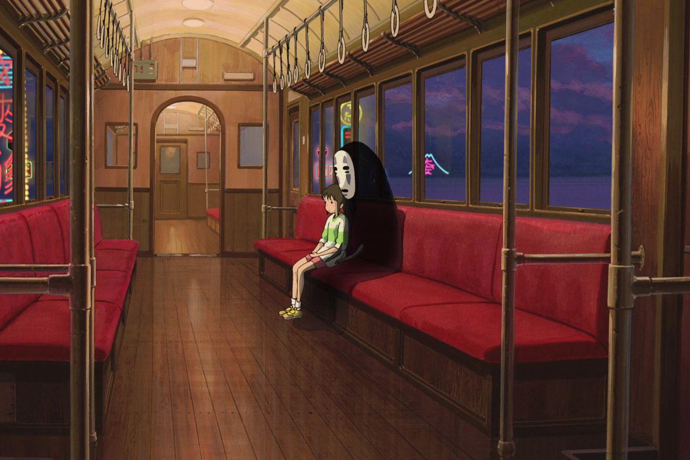 3 Fan Favorite Scenes from Spirited Away
